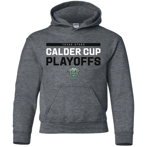 Texas Stars Youth 2018 Postseason Pullover Hoodie