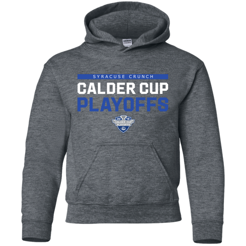 Syracuse Crunch 2018 Post-Season Youth Hoodie