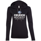 Syracuse Crunch Hockey Ladies' Long Sleeve T-Shirt Hoodie