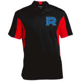 Laval Rocket Men's Colorblock Performance Polo