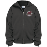 Hershey Bears Youth Embroidered Full Zip Hoodie