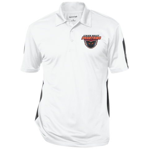 Lehigh Valley Phantoms Performance Textured Three-Button Polo (Sidewalk Sale)
