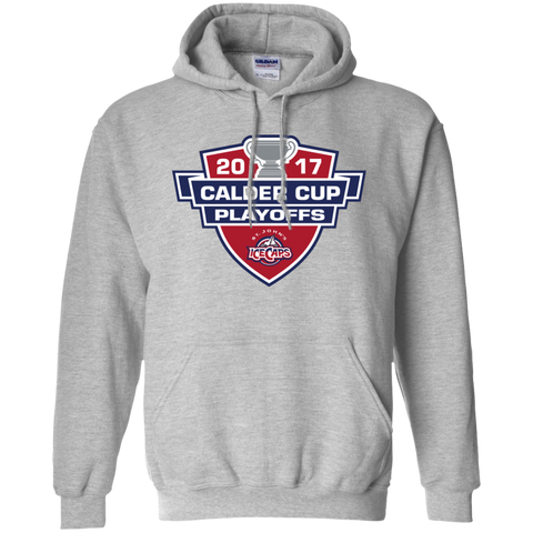 St. John's IceCaps Adult 2017 Calder Cup Playoffs Pullover Hoodie