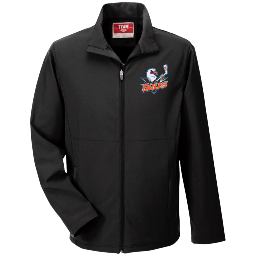 San Diego Gulls Adult Team 365 Men's Soft Shell Jacket