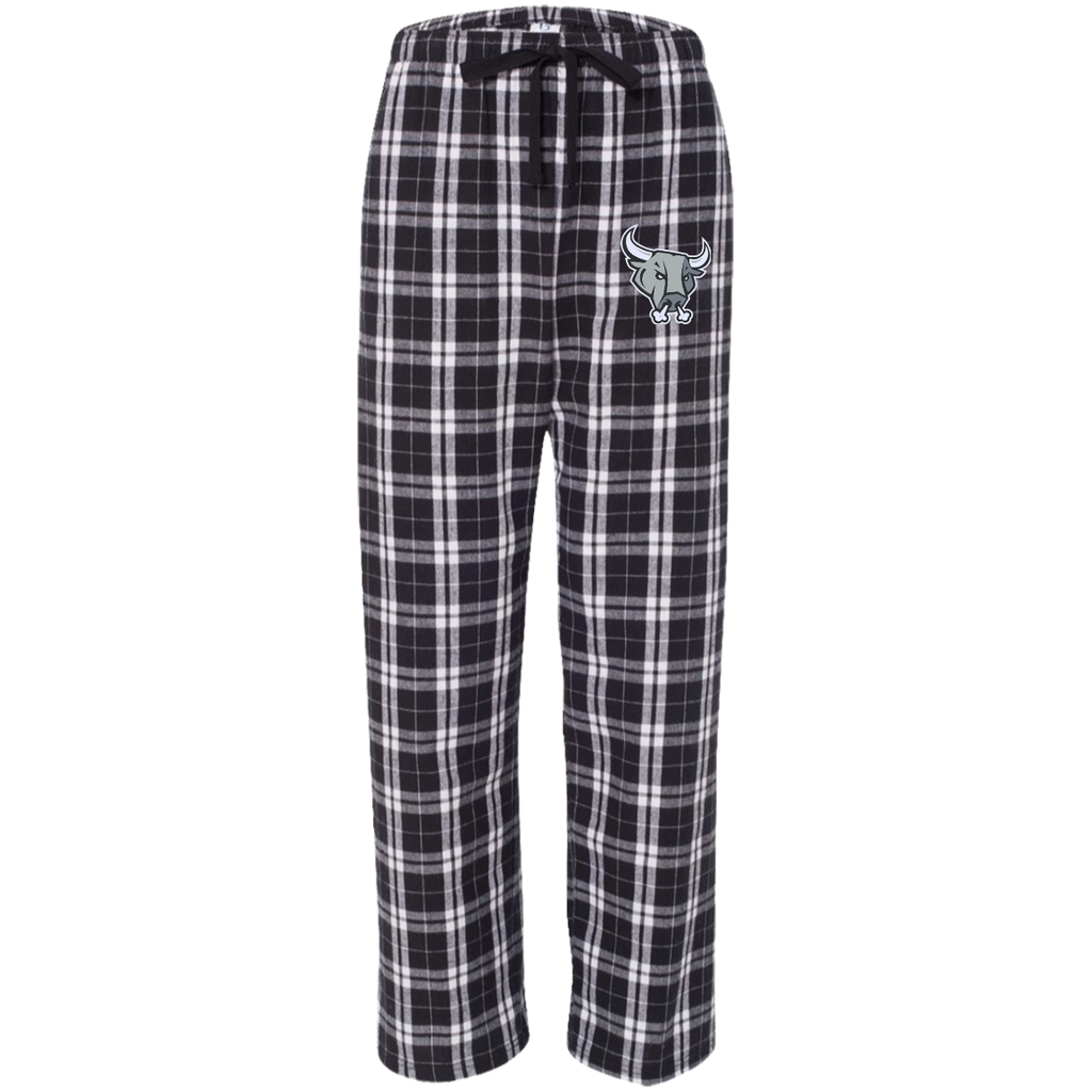 San Antonio Rampage Unisex Custom Embroidered Flannel Pants