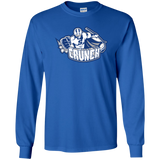 Syracuse Crunch Adult Primary Logo Long Sleeve T-Shirt