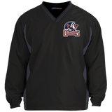 Bakersfield Condors Tipped V-Neck Windshirt