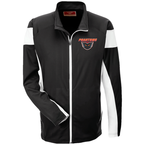 Lehigh Valley Phantoms Team 365 Performance Colorblock Full Zip