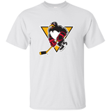Wilkes-Barre/Scranton Penguins Primary Logo Adult Short Sleeve T-Shirt