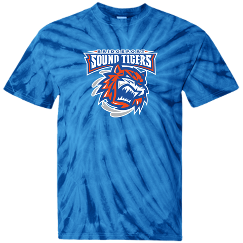 Bridgeport Sound Tigers Youth Tie Dye T-shirt