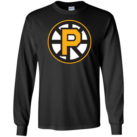 Providence Bruins Primary Logo Adult Long Sleeve Shirt