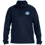 Syracuse Crunch Embroidered 1/4 Zip Fleece Pullover
