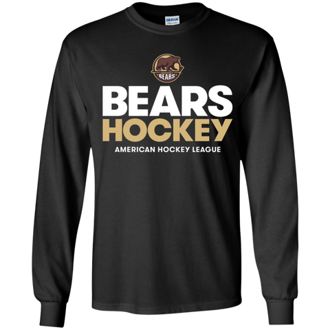 Hershey Bears Hockey Youth Long Sleeve T-Shirt