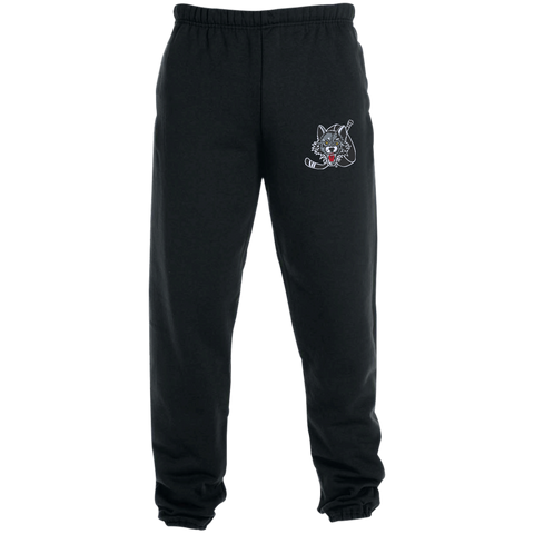 Chicago Wolves Adult Sweatpant with Pockets (sidewalk sale)