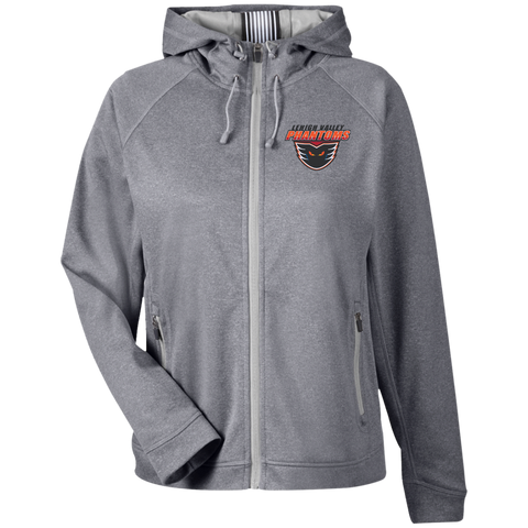 Lehigh Valley Phantoms Team 365 Ladies Heather Performance Hooded Jacket