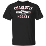 Charlotte Checkers Youth Established Short Sleeve Cotton T-Shirt