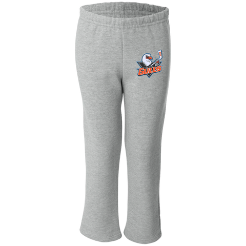 San Diego Gulls Youth Open Bottom Sweat Pants