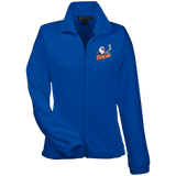 San Diego Gulls Womens Fleece Jacket