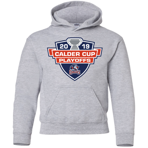 Bakersfield Condors 2019 Calder Cup Playoffs Youth Pullover Hoodie