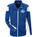Syracuse Crunch Team 365 Performance Colorblock Full Zip