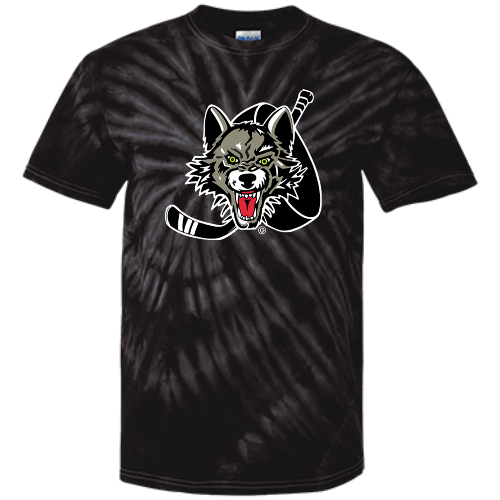 Chicago Wolves Youth Tie Dye T-Shirt