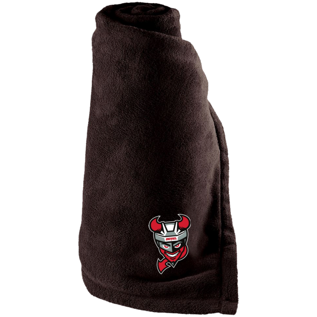 Binghamton Devils Large Fleece Blanket
