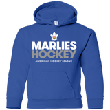 Toronto Marlies Hockey Youth Pullover Hoodie