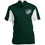 Iowa Wild Men's Colorblock Performance Polo