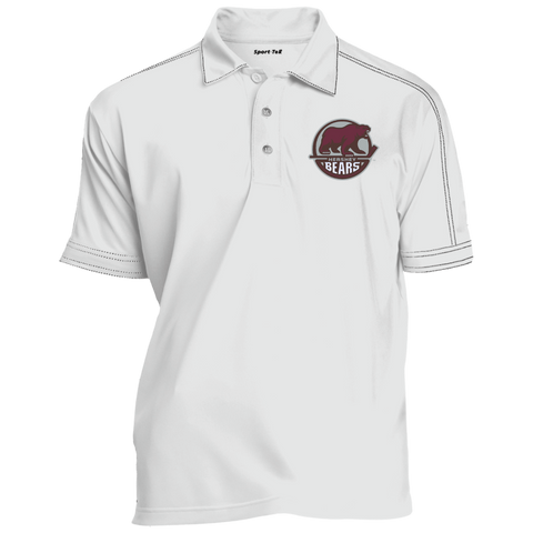 Hershey Bears Contrast Stitch Performance Polo