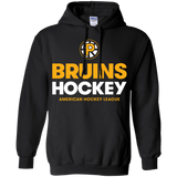 Providence Bruins Hockey Logo Adult Pullover Hoodie