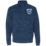 Bridgeport Sound Tigers Men's Cosmic Fleece 1/4 Zip