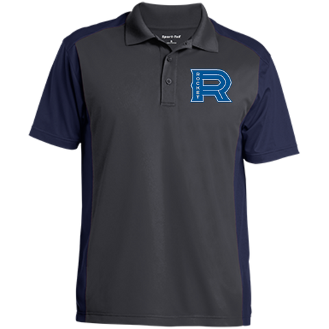 Laval Rocket Men's Colorblock Sport-Wick Polo