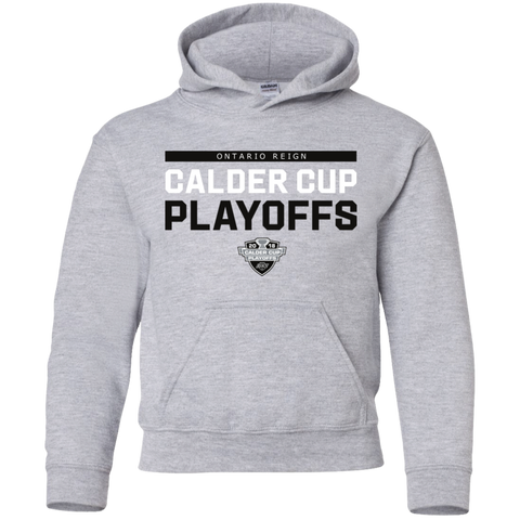 Ontario Reign Youth 2018 Postseason Pullover Hoodie
