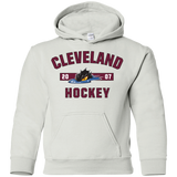 Cleveland Monsters Youth Established Pullover Hoodie
