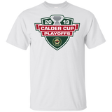 Iowa Wild 2019 Calder Cup Playoffs Adult Cotton T-Shirt