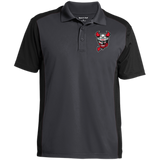 Binghamton Devils Men's Colorblock Sport-Wick Polo