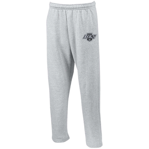 Ontario Reign Open Bottom Sweatpants with Pockets