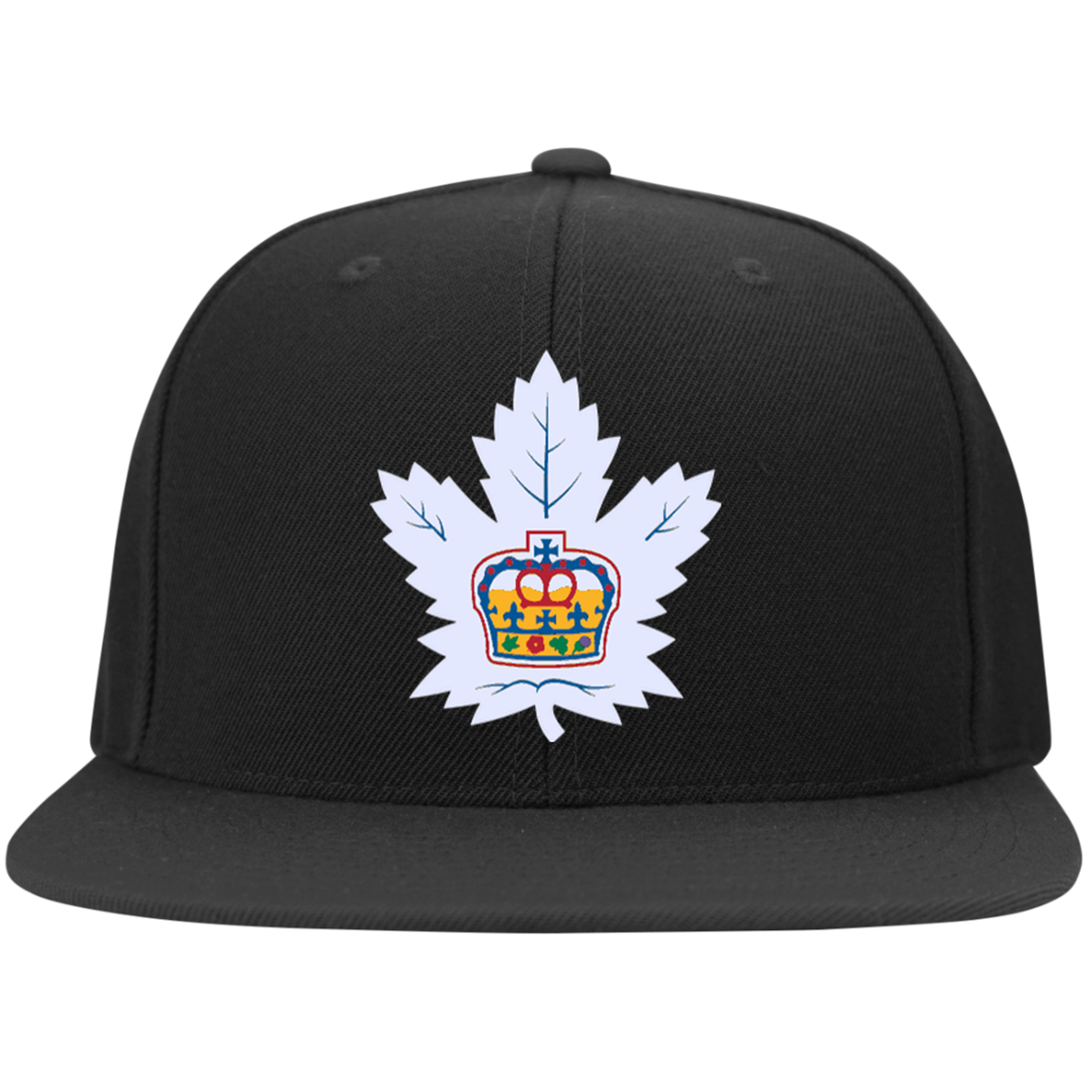 Toronto Marlies Flat Bill High-Profile Snapback Hat – ahlstore.com 41b707343aa9