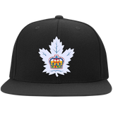 Toronto Marlies Flat Bill High-Profile Snapback Hat