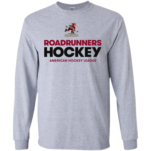 Tucson Roadrunners Hockey Adult Long Sleeve T-Shirt