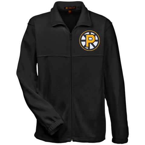 Providence Bruins Adult Embroidered Fleece Full-Zip