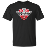 Stockton Heat Youth 2017 Calder Cup Playoffs Short Sleeve T-Shirt