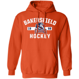 Bakersfield Condors Adult Established Pullover Hoodie