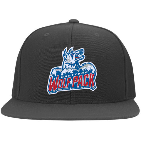 Hartford Wolf Pack Flat Bill Twill Flexfit Cap
