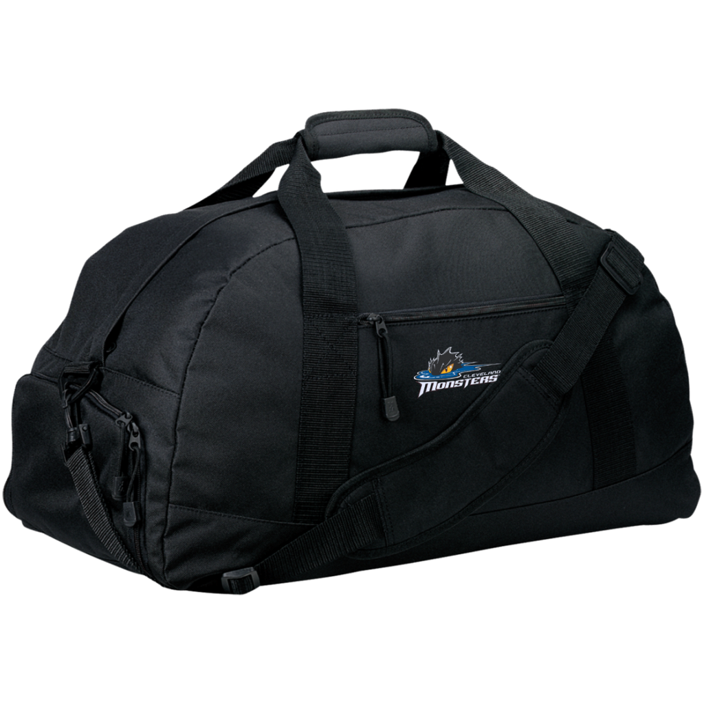 Cleveland Monsters Large-Sized Duffel Bag