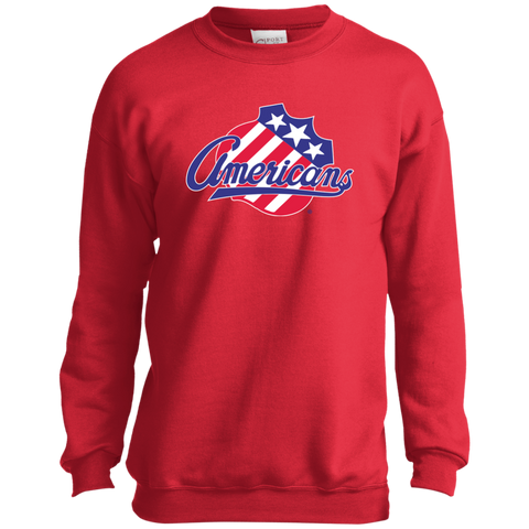 Rochester Americans Youth Crewneck Sweatshirt