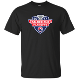 2017 Calder Cup Playoffs Adult Primary Logo Short Sleeve T-Shirt