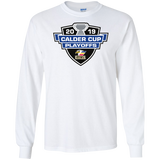 Colorado Eagles 2019 Calder Cup Playoffs Adult Long Sleeve Cotton T-Shirt