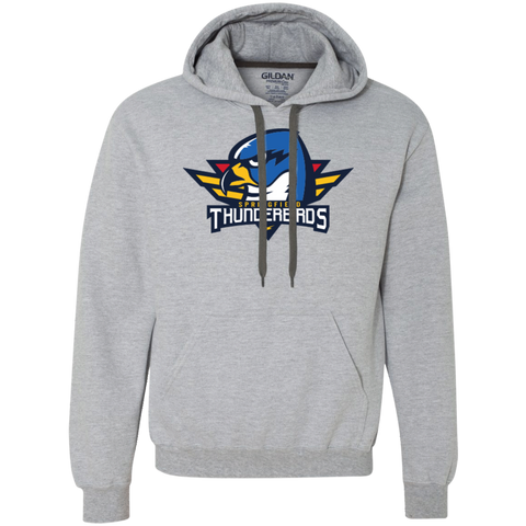 Springfield Thunderbirds Primary Logo Heavyweight Pullover Fleece Sweatshirt