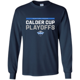 Manitoba Moose Youth 2018 Postseason Long Sleeve T-Shirt